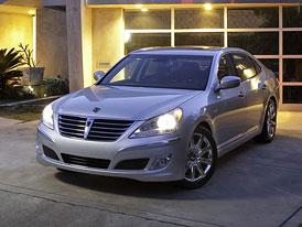 Hyundai Equus: Nov� informace o 5,2metrov� limuz�n�