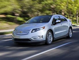 Chevrolet Volt: Cena na americkém trhu asi 800 tisíc Kč, daňová úleva od státu až 150 tisíc Kč