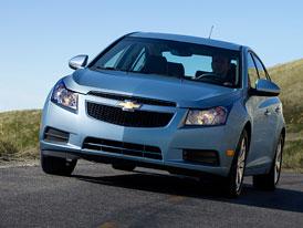 Chevrolet prodal už 270 tisíc Cruzů, v září startuje prodej v USA