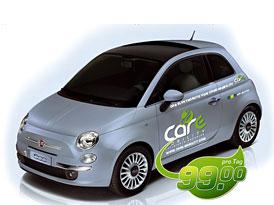 CARe 500: Elektrický Fiat 500 v Německu přijde na 53 tisíc Euro