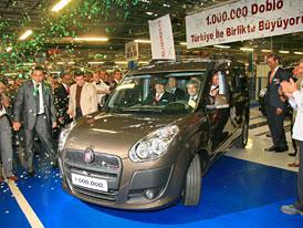 Fiat Doblo: Italský pracant s tureckým pasem je milionářem