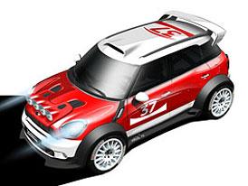 Mini Countryman WRC: V z�vodech rally u� v sez�n� 2011