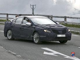Spy Photos: Hyundai Grandeur - Pokračování ve vyšší střední