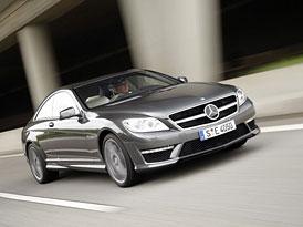 Mercedes-Benz CL 65 AMG: Facelift a vy��� v�kon pro rok 2011