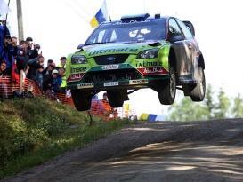 Finská Rally 2010 – Finové doma kralují aneb mládí vpřed