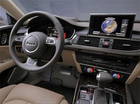 Video: Audi A7 Sportback – Prohlídka interiéru novinky