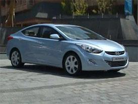 Video: Hyundai Avante � Exteri�r i interi�r nov�ho sedanu