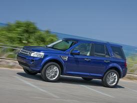 Land Rover Freelander: Lehký facelift, silnější motory a pohon 4x2