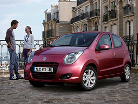 Suzuki Alto: Česká cena je 189.900,- Kč s klimatizací