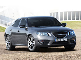 Saab nestíhá vyrábět 9-5, čekací doba je 2 měsíce