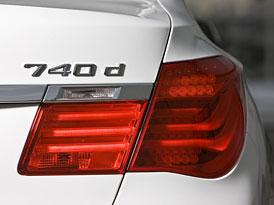 BMW řady 7: Čtyřválcový motor není na pořadu dne