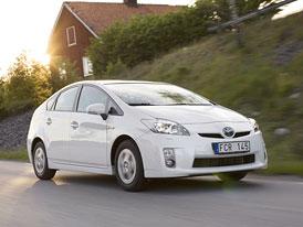 Toyota: Po Japonsku jezdí už milion hybridů