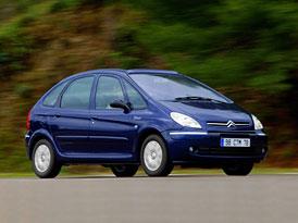 Citroën Xsara Picasso zlevnil o 20 tisíc, nyní stojí od 279.900,- Kč