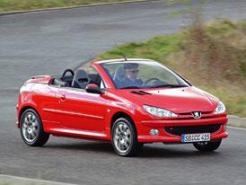 Peugeot 206 CC: Nejprodávanější kupé-kabrio slaví deset let
