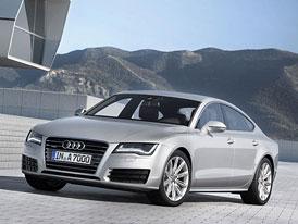 Audi A7 Sportback quattro: Podrobnější technická data a ceny na českém trhu