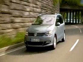 Video: Volkswagen Sharan – Jízda druhé generace velkého MPV
