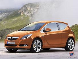 Opel City/Junior: Baby-Opel se bude vyrábět v Eisenachu