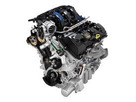Ford F-150: Nové motory jsou o 20 % úspornější