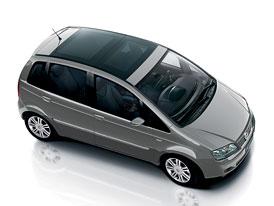Nový Fiat ze Srbska přijede v roce 2012
