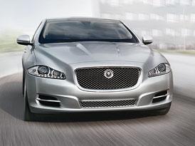 Jaguar XJ Sentinel: Pancéřovaná, nikoli parní šelma