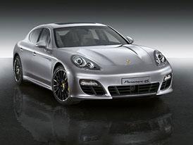Porsche: Zvýšení výkonu pro Panameru přímo jako tovární tuning