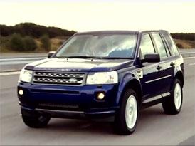 Video: Land Rover Freelander 2 – Modernizace pro rok 2011