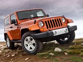 Jeep Wrangler: Modernizace pro modelový rok 2011