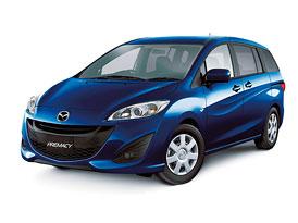 Mazda Premacy 4WD: Japonská pětka i s pohonem všech kol