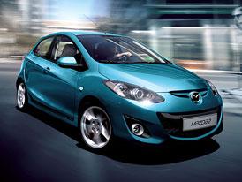 Mazda: Nov� tv�� pro Mazdu 2 a nov� turbodiesel 1,6 MZ-CD