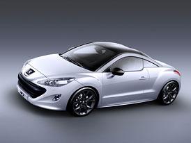 Peugeot RCZ Limited Edition na českém trhu: 15 kousků přes internet, každý za 899.900,-Kč