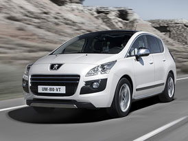 BMW a PSA budou spolupracovat v oblasti hybridů