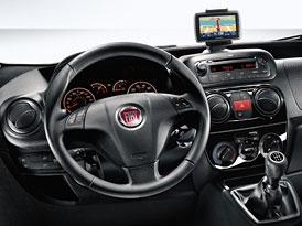 Fiat Qubo 2011: Modernizovaný turbodiesel a rozšíření výbavy