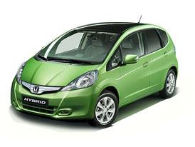 Honda Jazz Hybrid: Tichý Jazz bude nejdostupnější hybrid