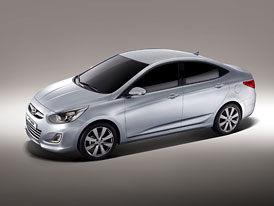 Hyundai Concept RB: Nový sedan pro Rusko