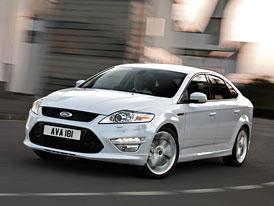 Ford Mondeo: S faceliftem přijde 2,2 TDCi (147 kW), později i 1,6 EcoBoost