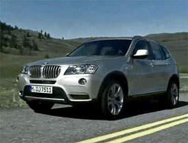 Video: BMW X3 – Design nové generace SUV