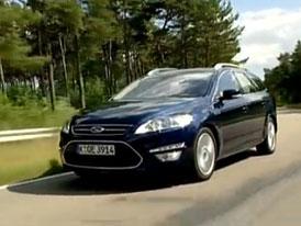 Video: Ford Mondeo – Nastupuje modernizované provedení