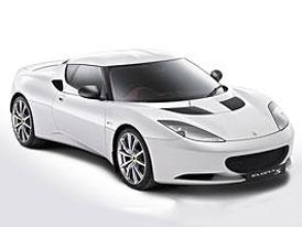Lotus Evora S: 350 koní z 3,5 V6