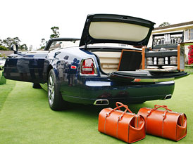Rolls-Royce 60th Anniversary: Oslava 60. sout�e kr�sy v Pebble Beach