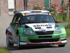 IRC Barum Czech Rally Zlín 2010 – Kopecký vítězství neobhájil, triumf si veze Loix se Škodovkou (fotogalerie)