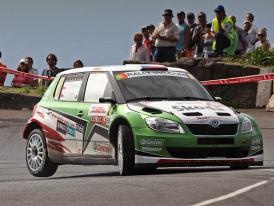 IRC Barum Czech Rally Zlín 2010 – První etapě vévodil obhájce vítězství Kopecký na Fabii S2000 (fotogalerie)