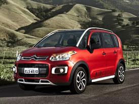 Citroën AirCross: C3 Picasso pro jihoamerické dobrodruhy