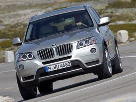 BMW X3: Ceny na �esk�m trhu