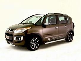 Video: Citroën AirCross – Malé MPV se vzhledem terénního vozu