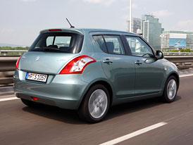 Suzuki Swift: Prodej na německém trhu zahájen, bude i verze 4x4