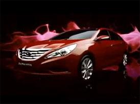 Video: Hyundai Sonata – Sedan s liniemi kupé