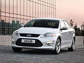 Ford Mondeo po faceliftu: České ceny začínají na 538 tisíc Kč