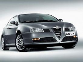 Alfa Romeo 166 facelift a nová GT