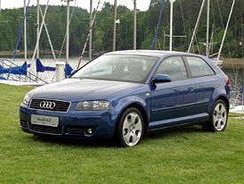 Audi A3 - prvn� j�zdn� dojmy