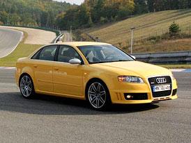 Audi RS4: první liga (jízdní dojmy)